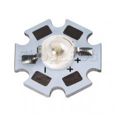 Мощный светодиод ARPL-STAR-3W-EPS45 Green