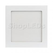 Светильник DL-172x172M-15W Warm White