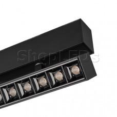 Светильник MAG-LASER-FOLD-45-S160-6W Warm3000 (BK, 15 deg, 24V)