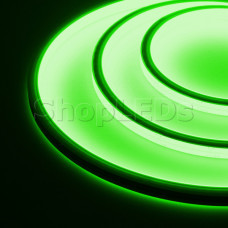 Гибкий неон ARL-MOONLIGHT-1213-TOP 24V Green