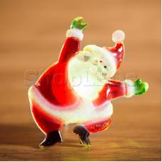 "Фигура светодиодная на присоске ""Санта Клаус"", RGB"