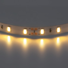400072 Лента 5630LED 12V 28.8W/m 60LED/m 40-45lm/LED IP20 2700K-3000K 200m/box теплый белый свет