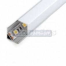 Угловой алюминиевый профиль SLA-10 [16x16mm] (квадратный экран)