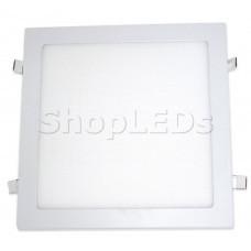 Светодиодная панель BKL-T-300-24W (белый квадрат, 24W, 300x300x13mm) (теплый белый 3000K)