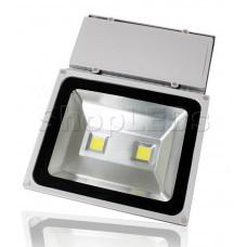 Светодиодный прожектор 2x50W (100W, IP65, 220V, белый)