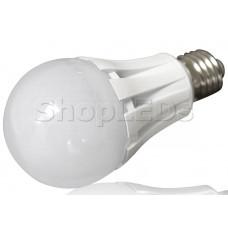 Светодиодная лампа YJ-A60-10W (220V, E27, 10W, 850 lm) (дневной белый 4000K)