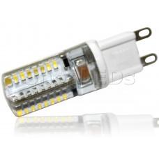 Светодиодная лампа DL220-G9-3W (220V, 3W, 190 lm) (дневной белый 4000K)