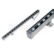 Линейный прожектор XDH-1801-CW (18W, AC100-240V, 6000-6500K)