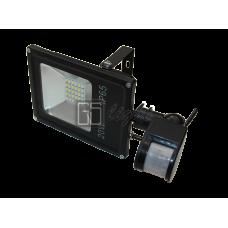SMD SLIM 20W 220V IP65 White с датчиком