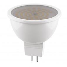 940212 ЛАМПА LED 220V MR16 G5.3 6.5W=60W 325LM 120G FR 3000K 20000H (в комплекте)