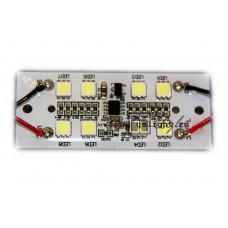 Светодиодный стробоскоп SMD 5050 8 Led F 12V IP65 Red