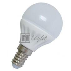 Светодиодная лампа AP E-14 Шар 4W Day White