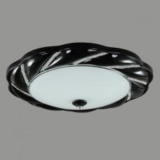 6275-3 BK Светильник настенно-потолочный E27х3
